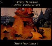 Dieterich Buxtehude (1637-1707): Triosonaten BuxWV 261,264,272, CD