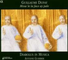 "Guillaume Dufay (1400-1474): Missa ""se la face ay pale"", CD"