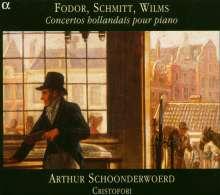 Johann Wilhelm Wilms (1772-1847): Klavierkonzert op.3, CD