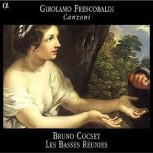 Girolamo Frescobaldi (1583-1643): 21 Canzonen, CD