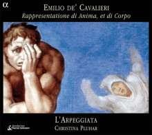 Emilio de' Cavalieri (1550-1602): Rappresentatione di Anima e di Corpo, 2 CDs