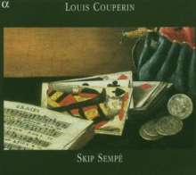 Louis Couperin (1626-1661): Pieces de Clavecin, CD