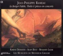 Jean Philippe Rameau (1683-1764): Concerts Nr.1,3,5, CD