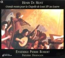 Henri Dumont (1610-1684): Grands Motets pour la Chapelle de Louis XIV au Louvre, CD