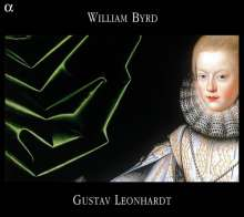 William Byrd (1543-1623): Cembalowerke, CD