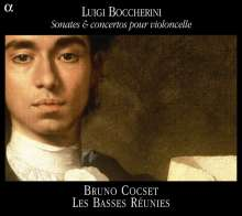 Luigi Boccherini (1743-1805): Cellokonzerte Nr.2 & 7, CD