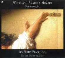 "Wolfgang Amadeus Mozart (1756-1791): Serenaden Nr.6 ""Notturna"" & Nr.13 ""Kleine Nachtmusik"", CD"