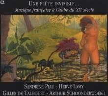 """Französische Kammermusik - """"Une Flute Invisible"""", CD"""
