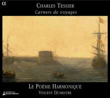Charles Tessier (1550-1604): Carnets de Voyage, CD