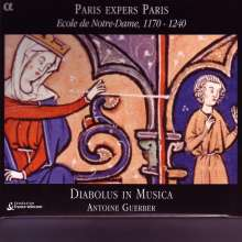 Paris Expers Paris - Ecole de Notre-Dame (1170-1240), CD