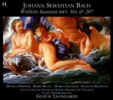 Johann Sebastian Bach (1685-1750): Kantaten BWV 31a & 207, CD