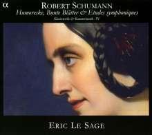 Robert Schumann (1810-1856): Klavierwerke & klavierbegleitete Kammermusik Vol.4, 2 CDs