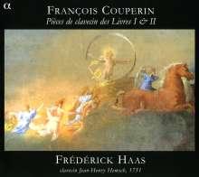 Francois Couperin (1668-1733): Pieces de Clavecin, 2 CDs