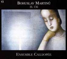 Bohuslav Martinu (1890-1959): Streichtrio H.136, 2 CDs und 1 DVD