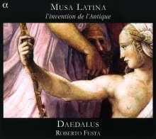Musa Latina, CD