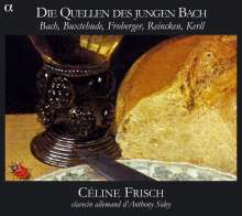 Celine Frisch  - Die Quellen des jungen Bach, CD