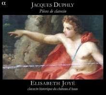 Jacques Duphly (1715-1789): Pieces de Clavecin, CD