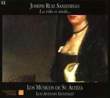 Joseph Ruiz Samaniego: La vida es sueno, CD