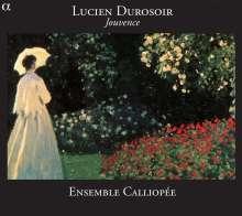 Lucien Durosoir (1878-1955): Klavierquintett (1925), CD