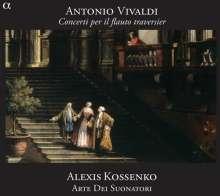 Antonio Vivaldi (1678-1741): Flötenkonzerte RV 427,429,430,432,434-436,438,440, CD