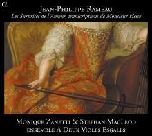 Jean Philippe Rameau (1683-1764): La Lyre Enchantee, CD