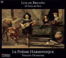 Luis de Briceno: El Fenix de Paris - Vokal- & Instrumentalmusik, CD