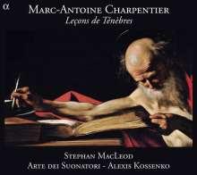 Marc-Antoine Charpentier (1643-1704): Lecons de Tenebres, CD