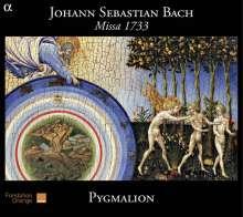 Johann Sebastian Bach (1685-1750): Missa 1733, CD