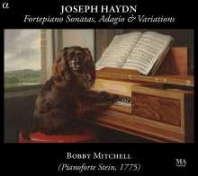 Joseph Haydn (1732-1809): Klaviersonaten H16 Nr.23,28,48, CD