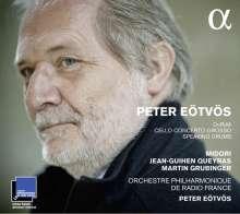"Peter Eötvös (geb. 1944): Violinkonzert Nr.2 ""DoReMi"", CD"