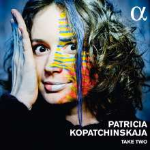 Patricia Kopatchinskaja - Take Two, CD