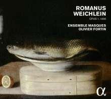 Romanus Weichlein (1652-1706): Encaenia Musices op.1, CD