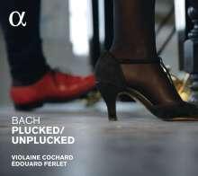 Violaine Cochard: Plucked / Unplucked, CD
