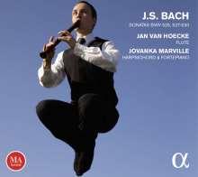 Johann Sebastian Bach (1685-1750): Flötensonaten BWV 525,527-530, CD