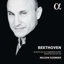 """Ludwig van Beethoven (1770-1827): Klaviersonate Nr.29 """"Hammerklavier"""", CD"""