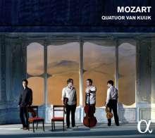 Wolfgang Amadeus Mozart (1756-1791): Streichquartette Nr.16 & 19, CD