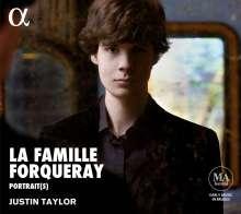 Justin Taylor - La Famille Forqueray, CD