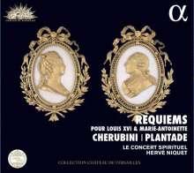 """Charles-Henri Plantade (1764-1839): Messe des Morts d-moll """"a la Memoire de Marie-Antoinette"""", CD"""