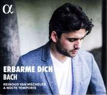 Reinoud van Mechelen - Erbarme Dich (Bach), CD