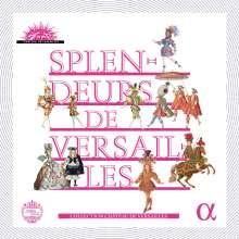Splendeurs de Versailles, 10 CDs