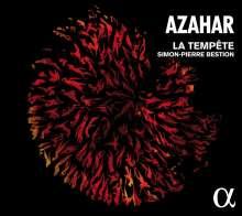 La Tempete - Azahar, CD