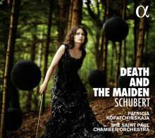 Patricia Kopatchinskaja - Death and the Maiden, CD