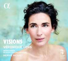 Veronique Gens - Visions, CD