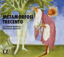 Metamorfosi Trecento, CD