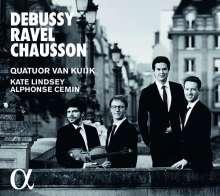 Quatuor Van Kuijk, CD