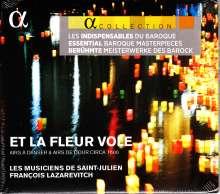 Et La Fleur Vole - Tänze und Airs de Cour um 1600, CD