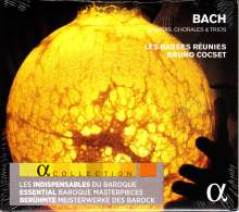 Johann Sebastian Bach (1685-1750): Choräle BWV 645,649,659,711, CD