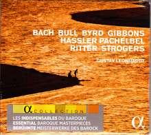 Gustav Leonhardt,Claviorganum, CD