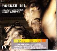 Firenze 1616, CD