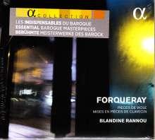 Antoine Forqueray (1671-1745): Pieces de Clavecin, 2 CDs